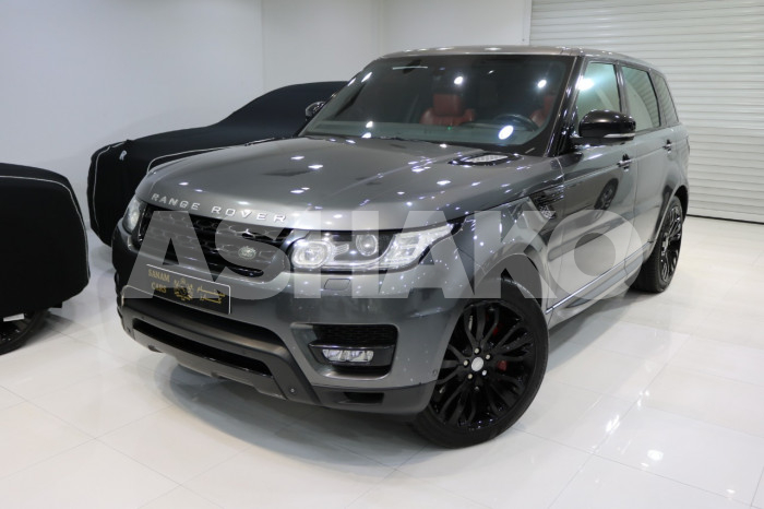 Range Rover Sport Supercharged, 2015