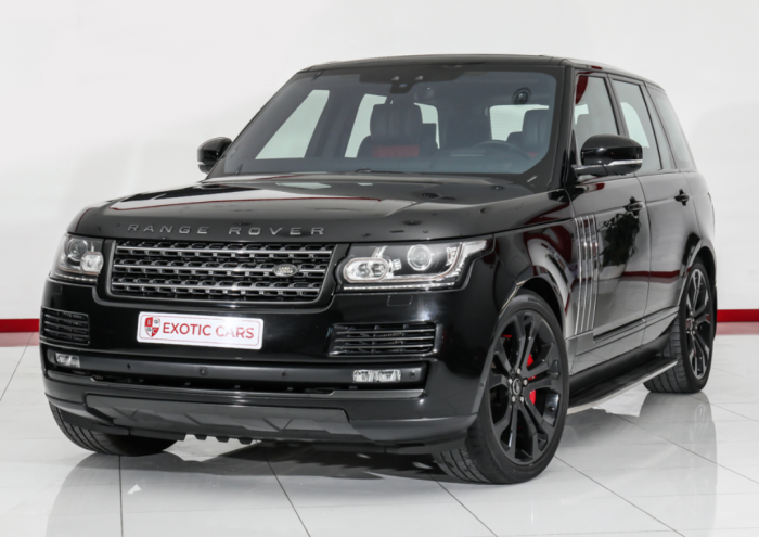 RANGE-ROVER VOGUE SV AUTOBIOGRAPHY Call for price!!