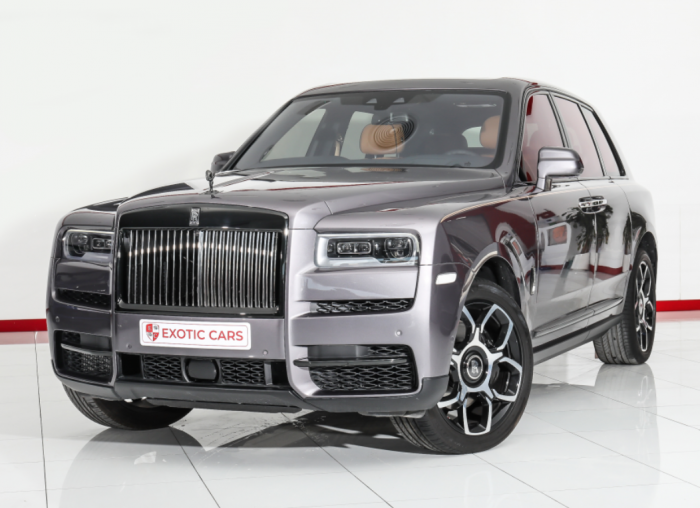 Rolls-Royce Cullinan Black Badge 2020