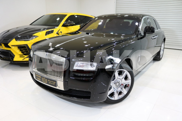 Rolls Royce Ghost, 2011