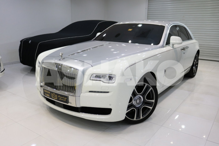 Rolls Royce Ghost 2016
