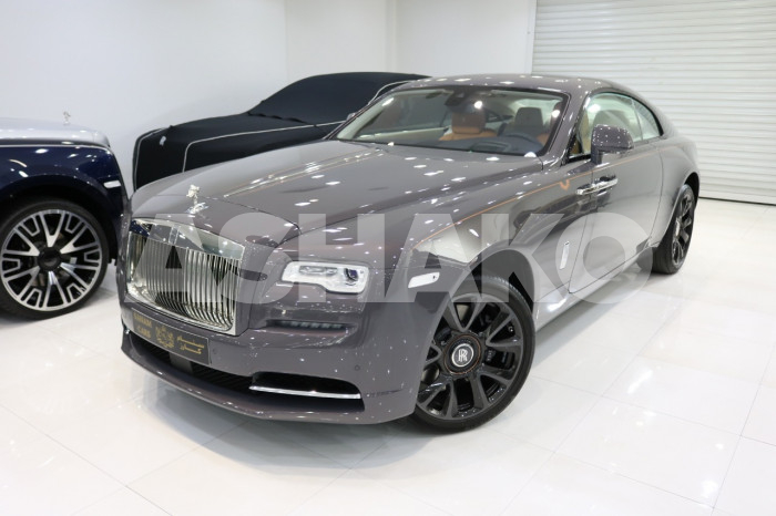 Rolls Royce Wraith, Luminary Collections 1 of 55, 2019