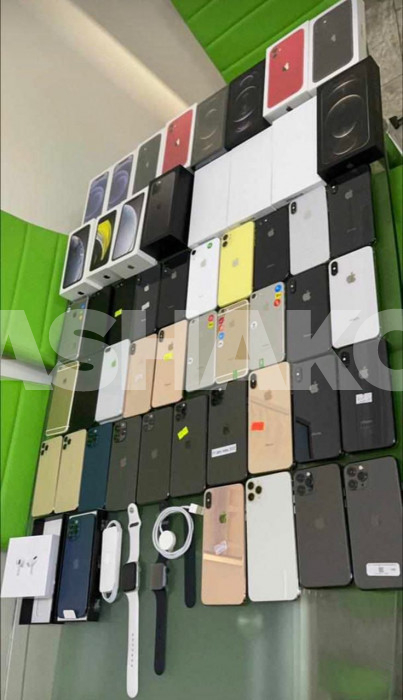 Used and New phones for sale Apple/ Samsung etc